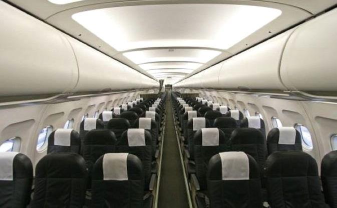 AIRBUS A320-214 « Ocean Aviation