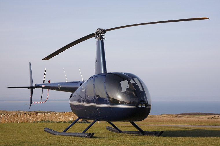 Robinson R44 Clipper Ii 171 Ocean Aviation